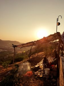 sunrise hill station