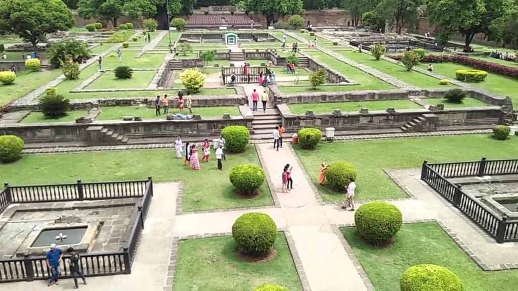 present day shaniwarwada