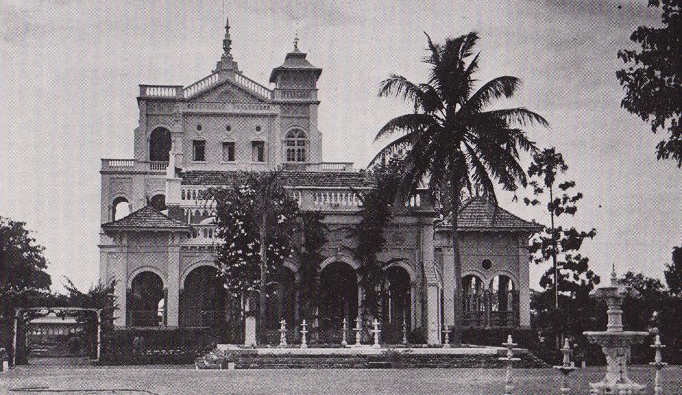 old aga khan palace